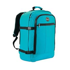 Cabin Max Metz Zainetto bagaglio a mano/da cabina, 44 litri, dimensioni approvate 55x40x20 cm su voli IATA (Biscay Blue)