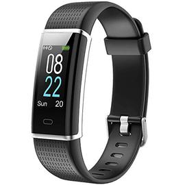 Willful Smartwatch Orologio Fitness Uomo Donna Fitness Tracker Cardiofrequenzimetro da polso Contapassi Calorie Sonno Orologio Sportivo Impermeabile IP68 WhatsAPP Notifiche per Android iOS Telefon