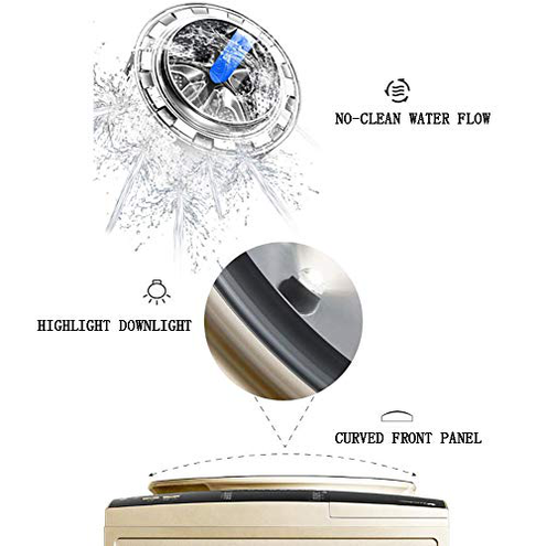 QXKMZ Asciugatrice Asciugatrici condensazione asciugatrice Candy Sistema Controllo dell'asciugatura Intelligente Caduta Aria QXKMZ 8016679789827