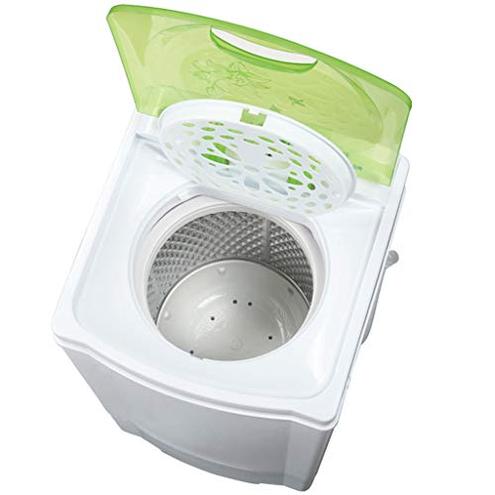 Asciugatrici Mini Semi-Automatiche Disidratatore Cilindro Interno Acciaio Inossidabile Appartamenti Hotel Ostelli Bassa Potenza Basso Rumore Asciugatrici 6189219852533 Green Cucina