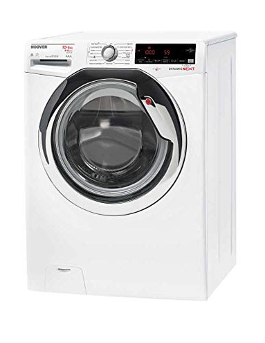 Hoover WDXOA 6106AH-01 Lavasciuga 10 6 kg 1600 rpm NFC Bianco Hoover 8016361964747 Bianco-cromato 31008609 principali elettrodomestici