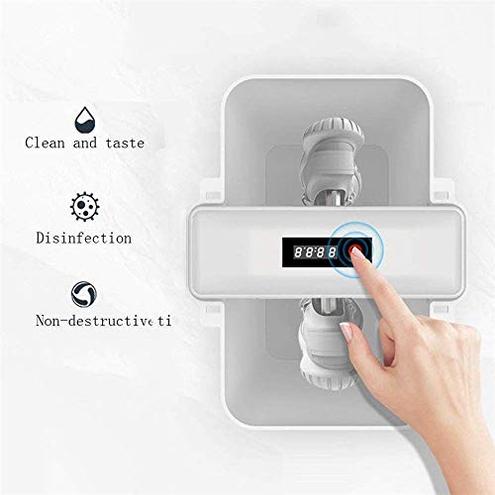 KJRJX Ultrasuoni Scarpe Lavatrice Portatile Intelligente Lavatrice Automatica ha l'effetto Che elimina l'odore Vibrazioni KJRJX 6925676328804 Cucina