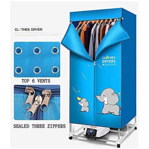 QXKMZ Asciugatrice Domestico asciugatrice Domestica Doppio Armadio Bambino pu Utilizzare essiccatore asciugatrice QXKMZ 8103497623454