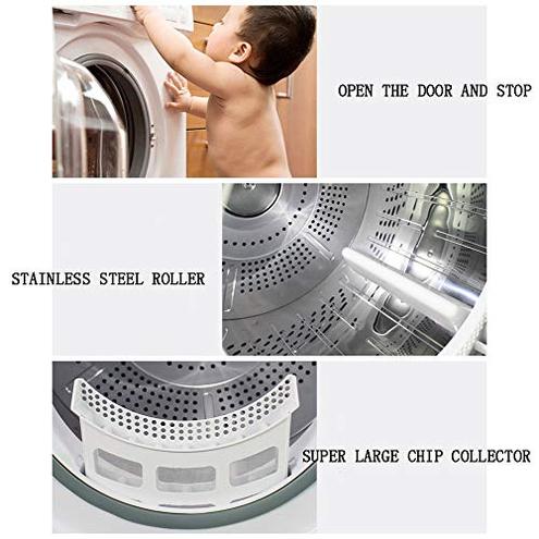 QXKMZ Asciugatrice Asciugatrici condensazione asciugatrice Candy Sistema Controllo dell'asciugatura Intelligente Caduta Aria QXKMZ 8016679789834