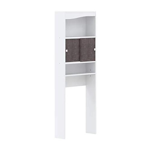 Marchio Amazon - AmazonBasics - Mobiletto bagno 64 3 19 2 177 cm colore bianco pietra AmazonBasics 3760037843496 Bianco Pietra 6090A2198A17