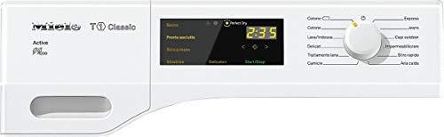 Miele TDB230WP Active Asciugatrice pompa calore Tumble Dryers Libera installazione Carico frontale 7kg Bianco Miele 4002515939338 Bianco 12DB2302 principali elettrodomestici