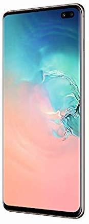 Samsung Galaxy S10 Smartphone Display 6 4 128 GB Espandibili Prism White Versione Italiana SAMSUNG 8801643746865 Bianco CE