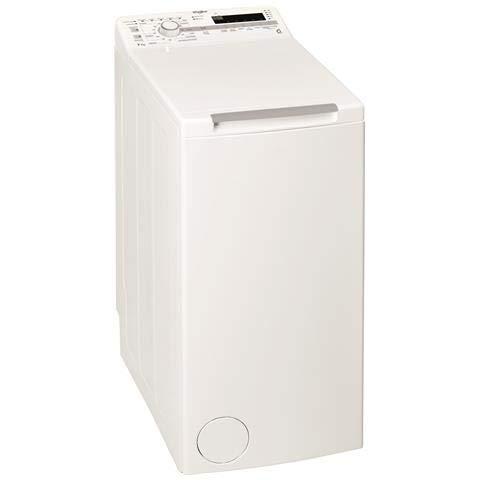 Whirlpool - Lavatrice Carica dall'alto TDLR 70212 7 Kg Classe Centrifuga 1200 Giri Whirlpool 8003437729560 principali elettrodomestici