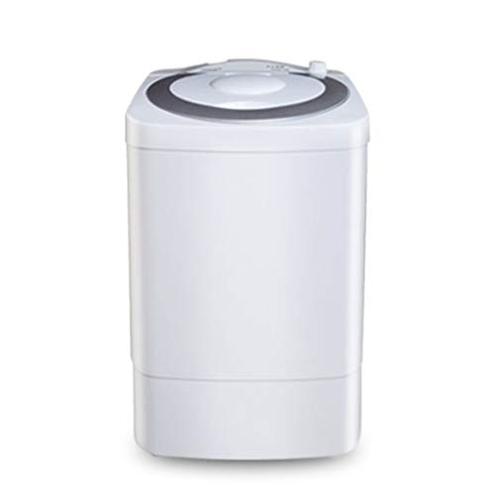 DAND Mini Lavatrice Lavatrici Slim Campeggio Funzione Centrifuga Carico 7 0 kg 300 Watt Risparmio Energetico Acqua Ideale Single Studenti Camper Silver DAND 7373335823082 Silver