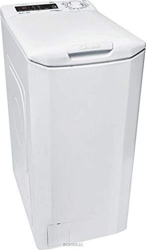 Candy CVST G382DM-S Libera installazione Caricamento dall'alto 8kg 1200Giri min Bianco lavatrice Senza installazione Candy 8016361933187 31007625 principali elettrodomestici