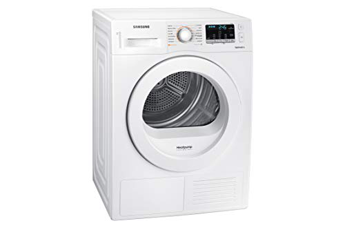 Samsung Asciugatrice DV90M5000KW ET 9 kg Bianco Samsung Elettrodomestici 8806090064104 Bianco DV90M5000KW ET