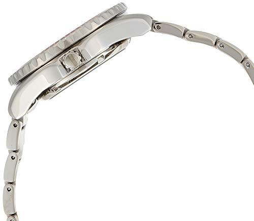Seiko Orologio Analogico Automatico Uomo Cinturino Acciaio Inox SNZF15K1 Seiko 8431242313948 Nero Argento SNZF15K1 Orologio