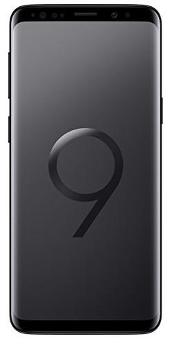 Samsung Galaxy S9 Smartphone Nero Display 5 8 64 GB Espandibili Dual Sim Versione Tedesca SAMSUNG 8801643129958 Nero SM-G960FZKDDBT CE
