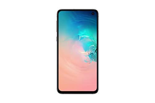 Samsung Galaxy S10e Smartphone Display 5 8 128GB Dual SIM Bianco Prism White Versione Tedesca SAMSUNG 8801643722890 Bianco Prism White SM-G970FZWDDBT CE
