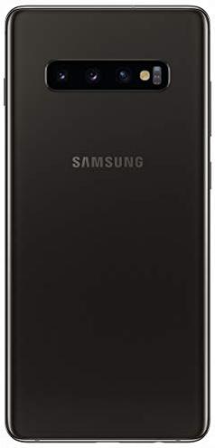 Samsung Galaxy S10 SM-G975F 16 3 cm 6 4 4G Nero 4100 mAh SAMSUNG 8801643722050 Nero SM-G975FCKGDTM CE