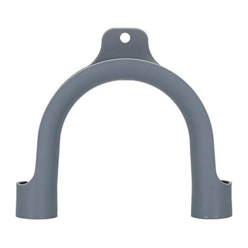 Lavastoviglie universale PVC tubo flessibile scarico gomito lavatrice LUTH Premium Profi Parts 4062535127689 Grau principali elettrodomestici