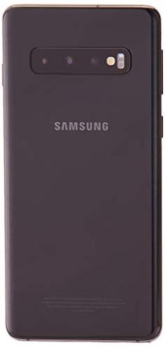 Samsung Galaxy S10 128GB 8GB RAM SM-G973F DS Dual Sim 6 1 LTE Fabbrica Sbloccato Smartphone Modello Internazionale Prisma Nero SAMSUNG 7892509105439 Prism nero SM-G973FZKRZTO CE