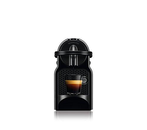 Nespresso Inissia Inissia Aeroccino EN80 BAE Macchina Caff espresso capsule 1500 0 7 litri Plastica Nero Black Nespresso 8004399328419 Nero Black EN 80 BAE Cucina