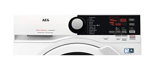 AEG Lavasciuga L7WEE961 Capacit Lav Asc 9 6 Kg Classe Velocit 1600 Gir AEG 7332543558308 Bianco L7WEE961 principali elettrodomestici