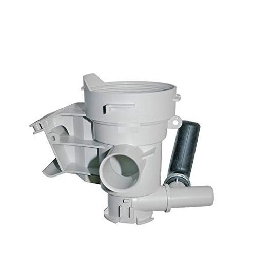Filtro Fluff alloggiamento alloggiamento alloggiamento testa pompa lavatrice Miele 3713981 Miele 4016417001802
