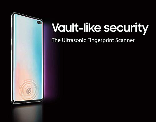 Samsung Galaxy S10 Smartphone 128GB Display 6 4 Dual SIM Bianco Prism White Versione UK SAMSUNG 8801643761752 Bianco Prism White SM-G975FZWDBTU CE