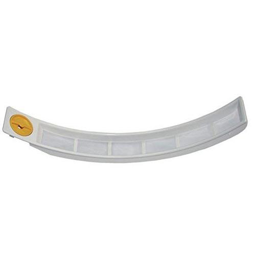 Filtro Fluff filtro porta Schermo porta Anello riempimento Essiccatore Miele 6162751 6162750 Miele 4054905053186