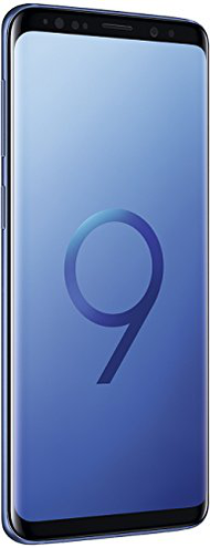 Samsung Galaxy S9 Display 5 8 64 GB Espandibili RAM 4 GB Batteria 3000 mAh 4G Dual SIM Smartphone Android 8 0 0 Oreo Versione Italiana Blu Coral Blue SAMSUNG 8801643129798 Blu 8801643128807