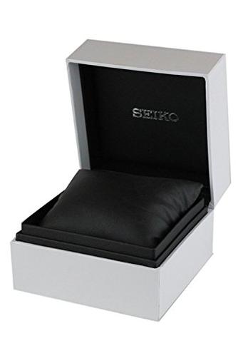 Seiko Orologio Analogico Automatico Uomo Cinturino Pelle SSA231K1 Seiko 8431242614915 Blanco SSA231K1 Orologio