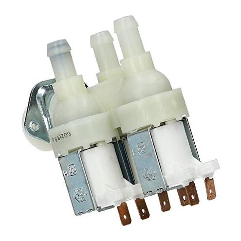 Elettrovalvola acqua Aquastop Bianco Lavatrice Miele 1678012 1678012 1678013 LUTH Premium Profi Parts 4251430420432 Grau