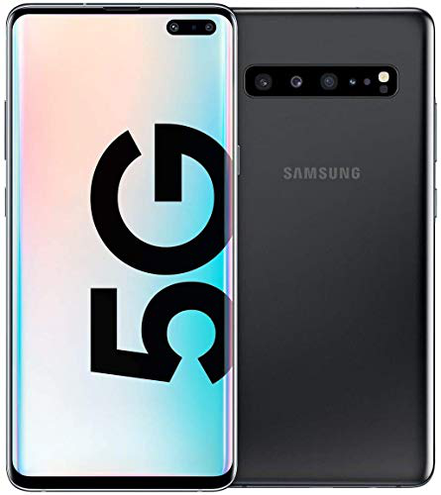 Samsung Galaxy S10 5G Tim Majestic Black 6 7 8 GB 256 GB SAMSUNG 8033779049484 Majestic Black 776641