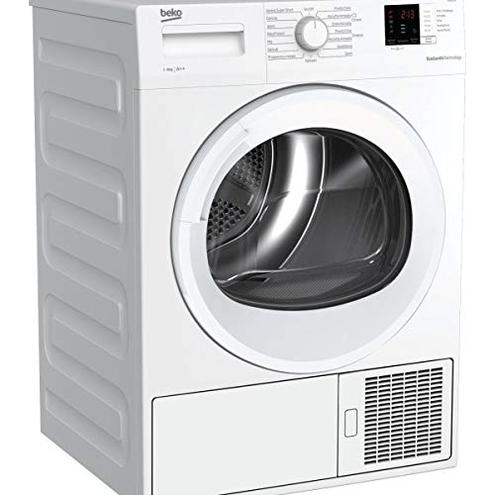 Beko DRX822W Asciugatrice Libera installazione Carica frontale 8kg Bianco Beko 8690842157134 7188234320