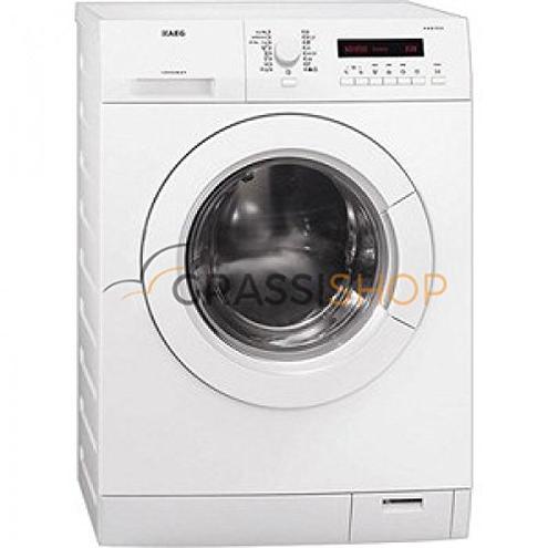 AEG 76270 SL Libera installazione 6 5kg 1200RPM Bianco Front-load AEG 7332543238323 White 914532305