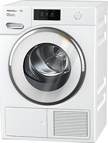 Miele TWR860 WP Eco Steam WiFi XL Asciugatrice Libera Installazione Pompa Calore Carico Frontale 9 kg Bianco Miele 4002516071198 Bianco 12WR8602