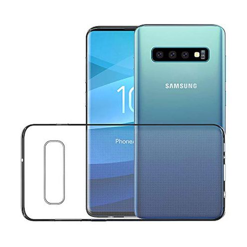 AICEK Cover Compatible Samsung Galaxy S10 Cover Samsung S10 Plus Silicone Case Molle TPU Trasparente Sottile Custodia Galaxy S10 AICEK 0191896009953 Trasparente SMS10PLUSTTPUCC CE
