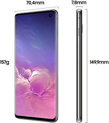Samsung Galaxy S10 Tim Prism Black 6 1 128gb Dual Sim SAMSUNG 8033779047275 Prism Black 776065
