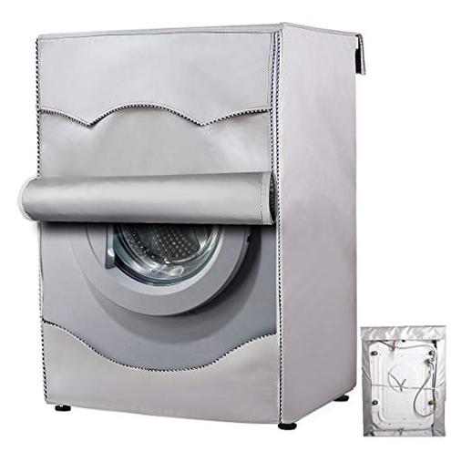 Mr You Coprilavatrice Esterno Copertura Impermeabile Telo Proteggi Lavatrice 60x64x85cm Silver Mr You 6948161221350 Silver