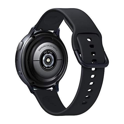 Samsung Galaxy Watch Active2 Smartwatch Bluetooth 44 mm Alluminio Cinturino Sport GPS Sensore Frequenza Cardiaca Tracker Allenamento IP68 Nero Aluminium Black Versione Italiana SAMSUNG 8806090076381 Nero Aluminium Black SM-R820NZKAITV CE