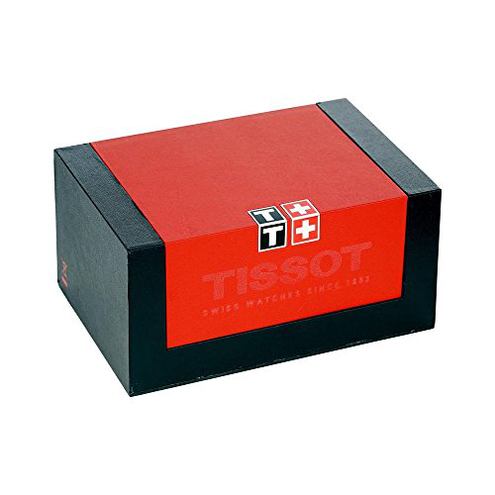 TISSOT Orologio Analogico Quarzo Uomo Cinturino Acciaio Inox T1164101105700 Tissot 7611608286333 Argento T1164101105700