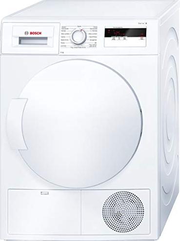 Bosch WTH83008IT Asciugatrice 8 kg Bosch 4242002875071 Bianco WTH83008IT principali elettrodomestici