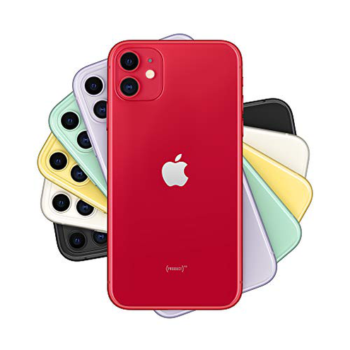 Apple iPhone 11 128GB - Rosso Apple 0190199224094 PRODUCT RED MWM32QL