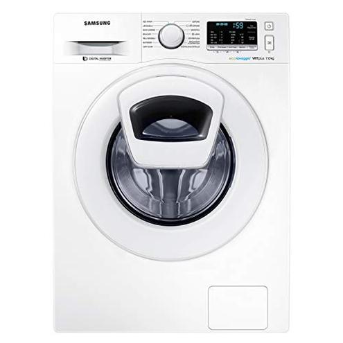 Samsung WW70K5210XW Lavatrice Slim 7 kg AddWash Profondit 46 5 cm 1200 rpm Bianco Samsung Elettrodomestici 8806088422466 Bianco WW70K5210XW ET principali elettrodomestici