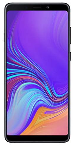 Samsung Galaxy A9 2018 Dual SIM 128GB 6GB RAM SM-A920F DS Nero SIM Free SAMSUNG 8801643578008 Nero 8801643578008