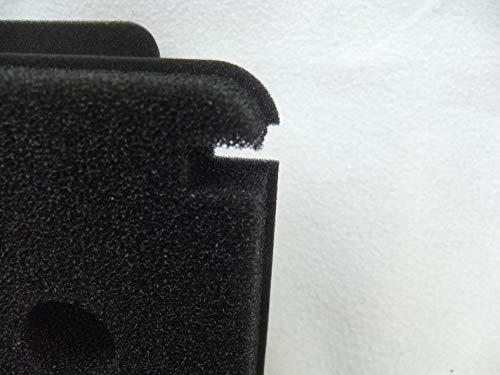 Filtro Miele spugna filtro 9499230 waermepumpentrockner Filtro essiccatore kondens trokner Filtro Schiuma Schiuma Base Filtro Juma 7426992605017 principali elettrodomestici