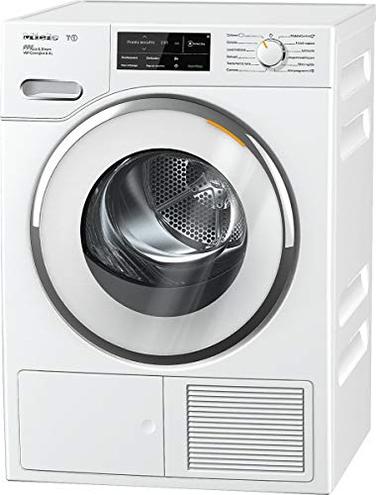 Miele TWJ 680 WP SteamFinish Asciugatrice Libera Installazione Pompa Calore 1 63 9 kg 64 Decibel Obl Bianco Miele 4002516068105 Obl Bianco 12WJ6802 principali elettrodomestici