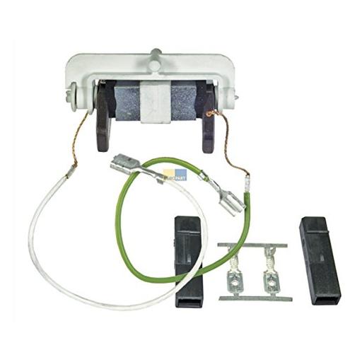 Spazzole carbonio originale kit conversione carbone contatto dell'asciugatrice miele 5153702 Miele 4016417081224