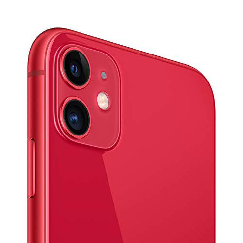 Apple iPhone 11 128GB - PRODUCT RED include EarPods alimentatore Apple 0190199224094 PRODUCT RED MWM32QL