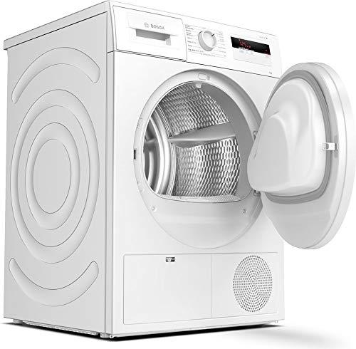 Bosch Elettrodomestici WTH83007II Asciugatrice Pompa Calore 7 Kg Classe energetica Bosch 4242005182664 Bianco WTH83007II principali elettrodomestici