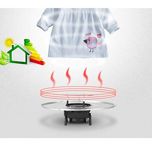 Asciugatrice Intelligente macchina cura biancheria intima 29L domestico essiccazione UV macchina sterilizzazione bambino piccoli vestiti disinfezione gabinetto touch digitale 820W Asciugatrice 6953778006030