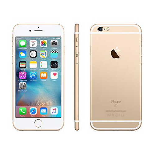 Apple iPhone 6s 32GB - Grigio Siderale - Sbloccato Ricondizionato Apple 5056129240006 Grigio Siderale 6s_PARENT Wireless
