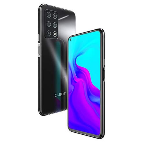 CUBOT X30 Smartphone 6GB 128GB Cinque Fotocamera Android 10 Mobile Phone 4200 mAh 6 4 Pollici 1080 2310 Impronta Digitale dual SIM NFC Face ID 4G Cellulare Nero CUBOT 6924136711545 6GB Nero X30 6GB-Nero